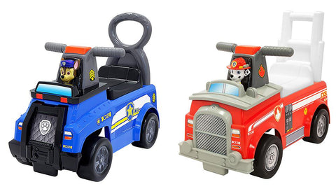 Paw Patrol Ride-On Cruiser