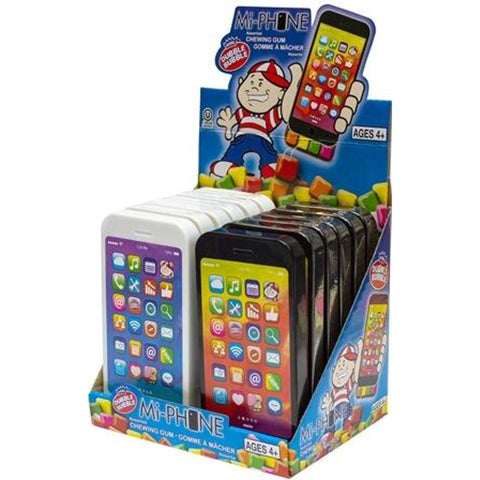 Mi-Phone Chewing Gum