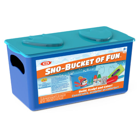 Sno Bucket of Fun