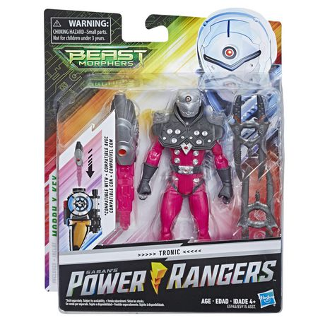 Power Rangers Beast Morphers Tronic