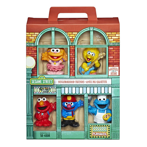 Sesame Street Neighbourhood Friends Series 1