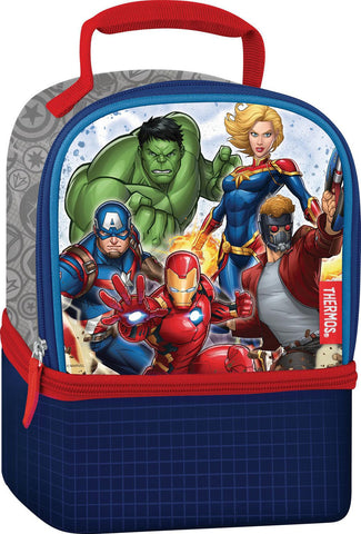 Thermos Marvel Dual Compartment Lunch Box