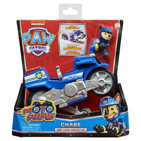 Paw Patrol Moto Pups Vehicle Assorted