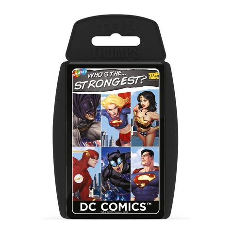Top Trumps: DC Comics