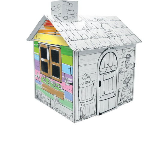 Funny Paper Furniture - Country Cottage Colour In