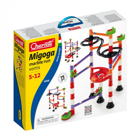 Migoga Marble Run 75 Pieces