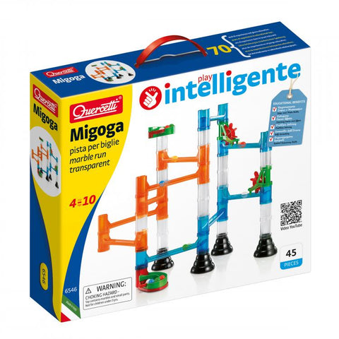 Migoga Marble Run 45 Pieces