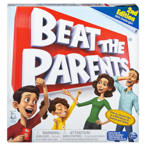 Beat the Parents Second Edition With Challenges