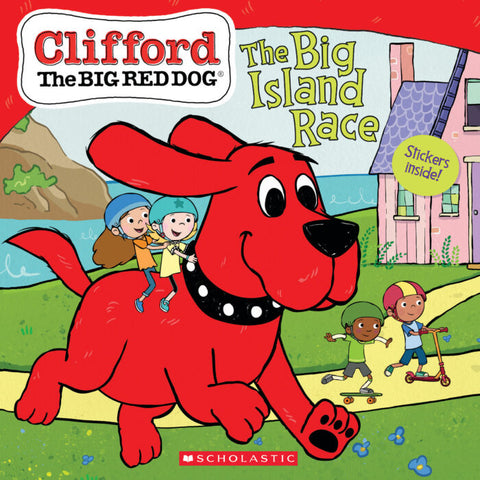 Clifford: The Big Island Race