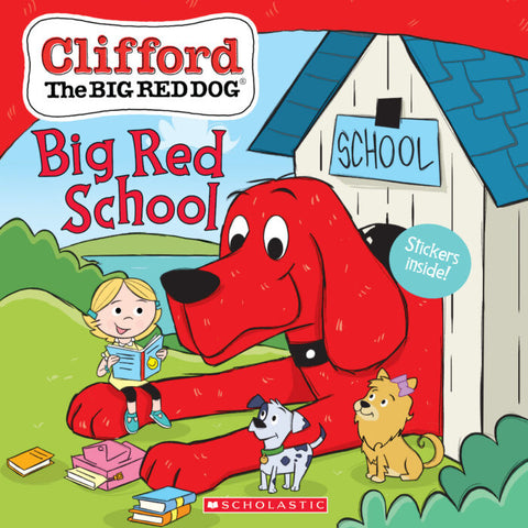 Clifford: Big Red School