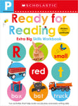 Pre-K Extra Big Skills Workbook: Ready for Reading