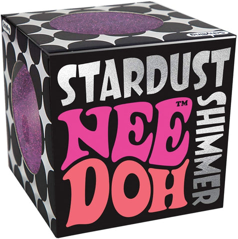 Stardust Shimmer NeeDoh Stress Ball