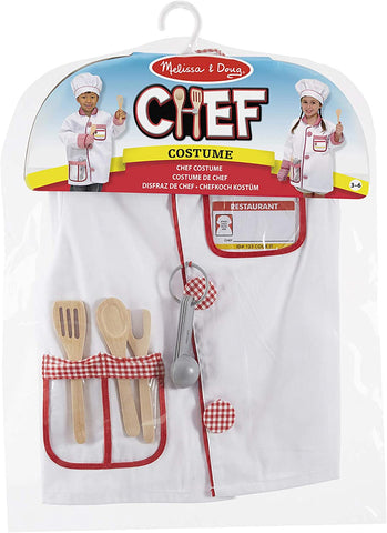 Chef Dress Up Costume
