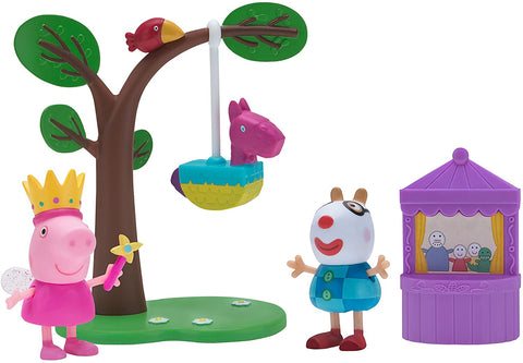 Peppa Pig Playset Pinata Party