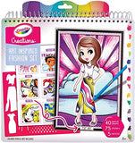 Crayola Creations Art Inspired Fashion Set