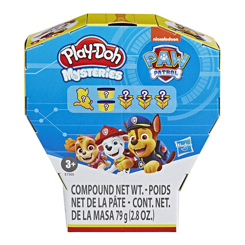 Play-Doh Mysteries Paw Patrol