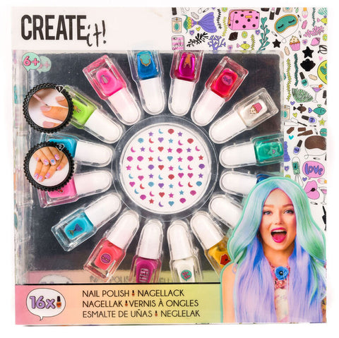 CREATE IT! Nail Polish Set Mermaid