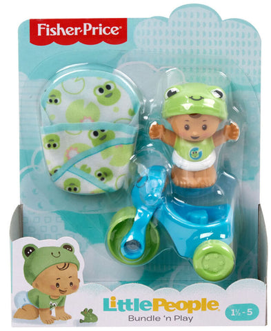 Fisher-Price Little People Babies Bundle n' Play