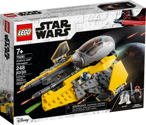 Lego Star Wars Anakin's Jedi™ Interceptor