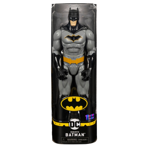 "Batman 12"" Action Figure"