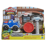 Play-Doh Wheels Tow Truck Toy