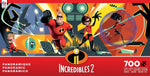 Ceaco Disney Incredibles 2 700 Piece Panoramic Puzzle