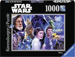 Ravensburger Star Wars Collection 1 1000 Piece Puzzle