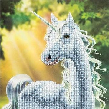Sunshine Unicorn Crystal Art Kit
