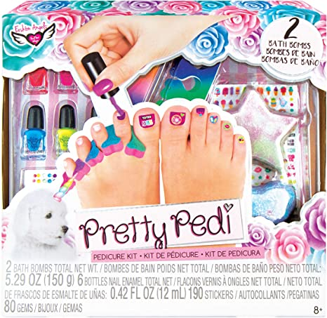 Fashion Angels Unicorn Magic Pretty Pedicure Set