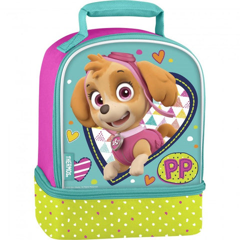 Thermos Insulated Paw Patrol Lunch Bag