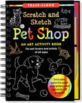 Scratch & Sketch: Pet Shop