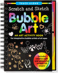 Scratch & Sketch: Bubble Art