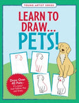 Learn to Draw...Pets!
