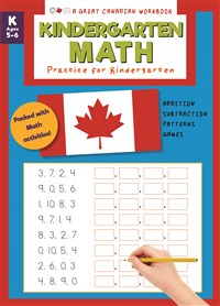 Great Canadian Workbook Kindergarten Math