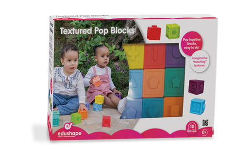Textured Pop Blocks