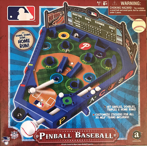 MLB Tabletop Pinball Baseball