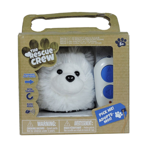 The Rescue Crew Remote Control Pet Pup