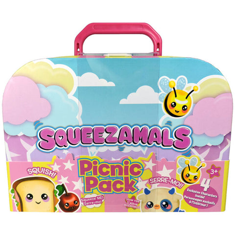Squeezamals Picnic Pack
