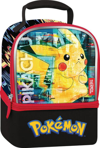 Thermos Pokemon Dual Compartment Lunch Box