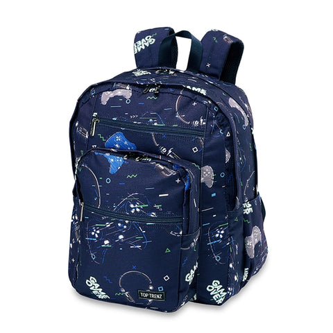 Top Trenz Gamer Backpack