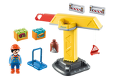 Playmobil Construction Crane