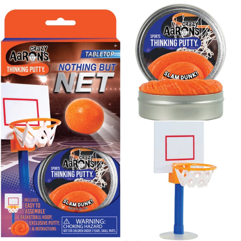 Crazy Aaron's Tabletop Sports Putty Games