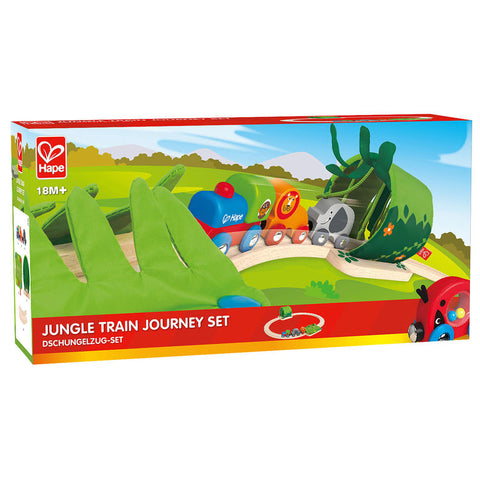 Jungle Journey Train Set