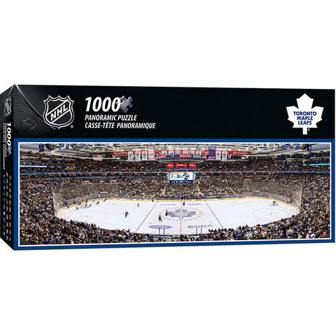 Toronto Maple Leafs Panoramic Puzzle 1000pc