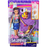 Barbie Skipper Babysitters INC Doll and Playset Stroller