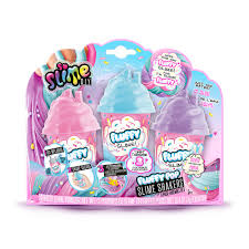 So Slime Fluffy Pop Slime Shakers 3Pack