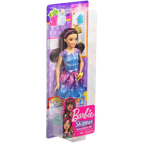 Barbie Skipper Babysitters Inc Doll & Accessories