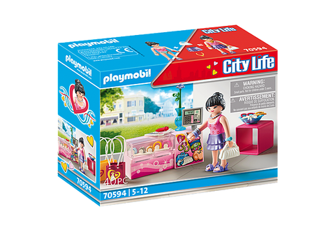 Playmobil City Life Fashion Accessories