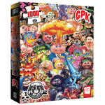 "The OP Garbage Pail Kids ""Yuck"" 1000 Piece Puzzle"