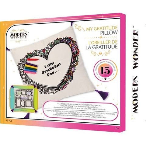 My Gratitude Pillow Craft Kit